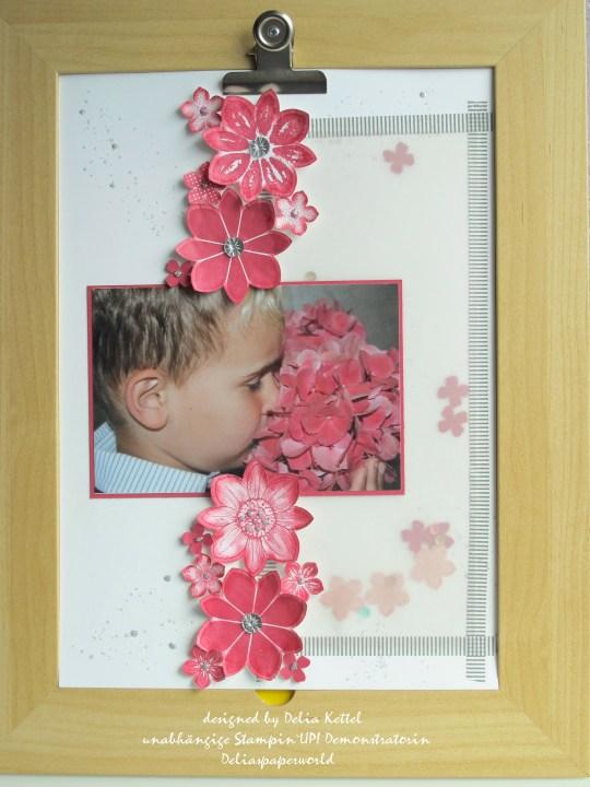 Layout Blumen