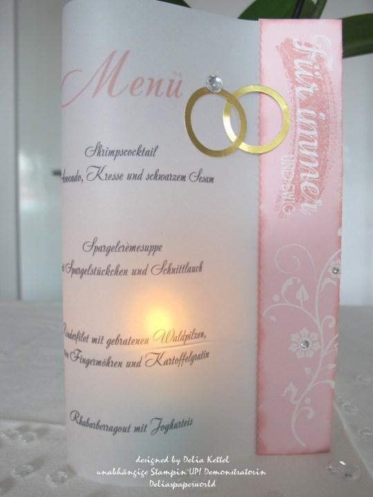 Hochzeitsset Zartrosa 6
