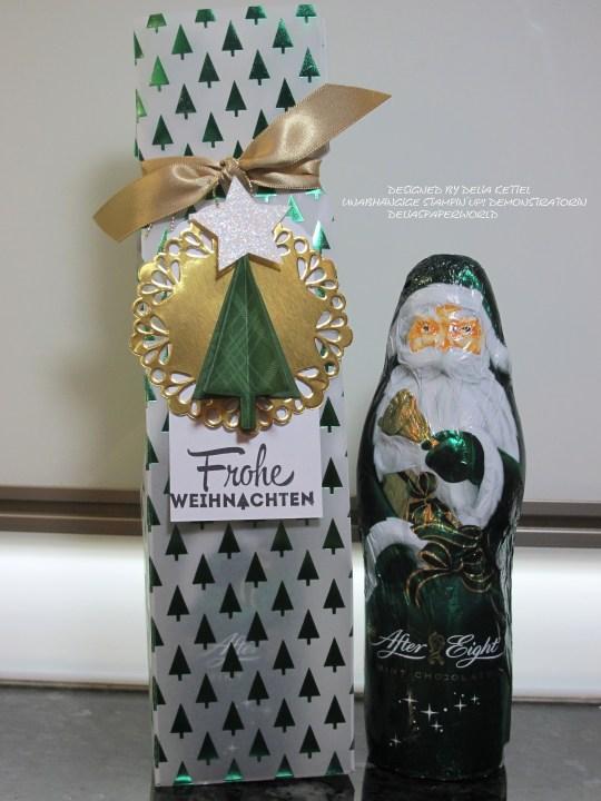Weihnachtsmann in der Tüte 1