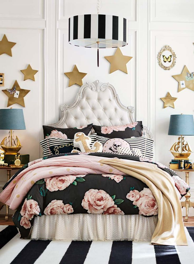 Dream Teen Girl's Bedroom