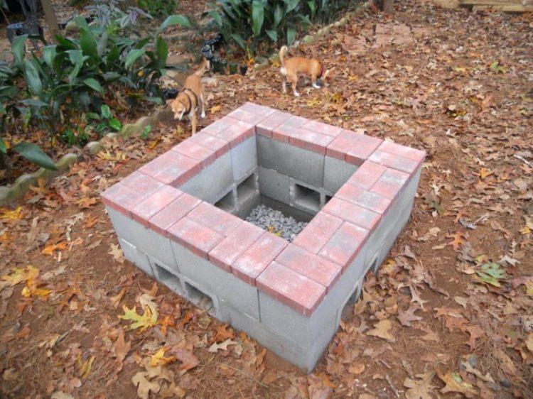 Fire Pit Block