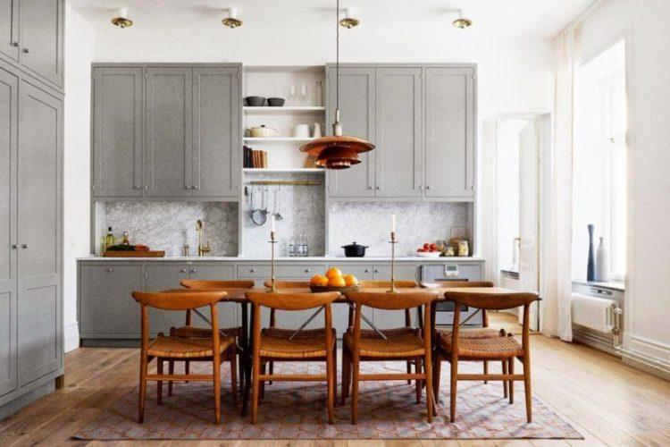 One-wall kitchen design