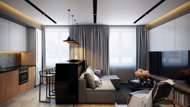best small apartment interior | Minimalist Apartment Decor - Modern & Luxury Ideas