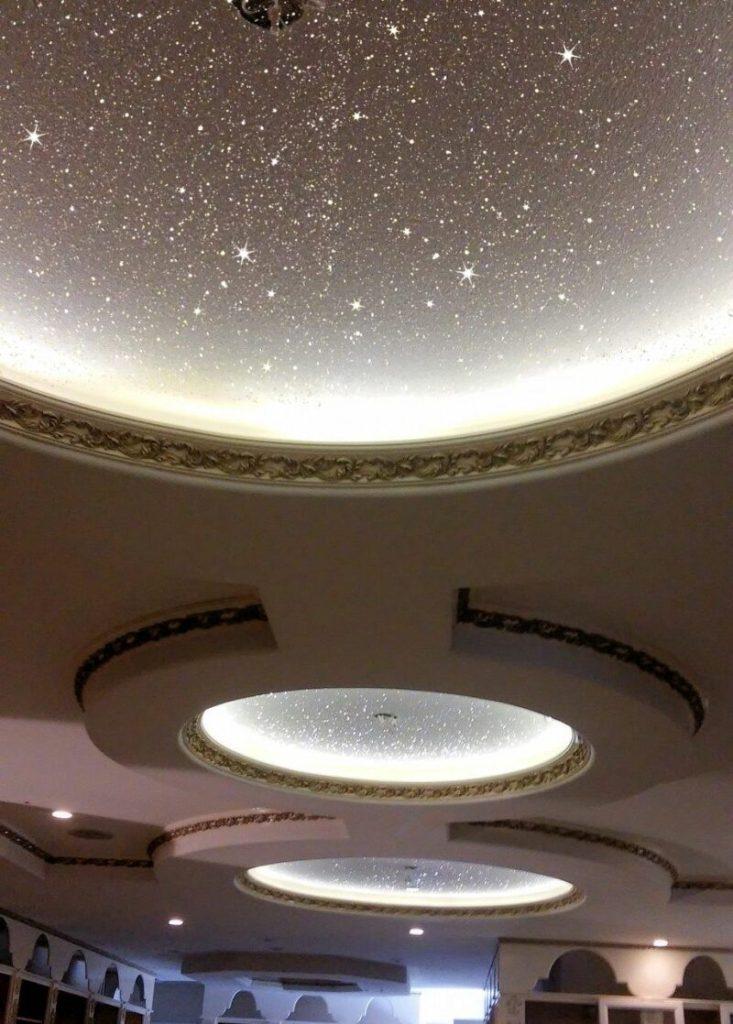 Sparkles Ceiling Ideas