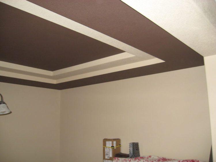Combination ceiling paint