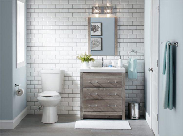 Home Depot Bathroom Tiles