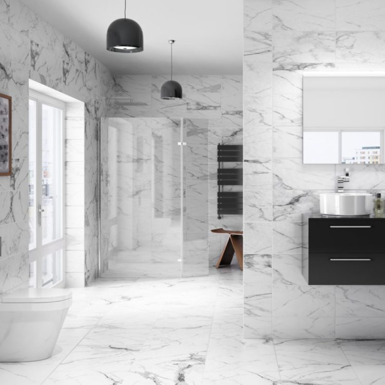 Marble Bathroom Tiles