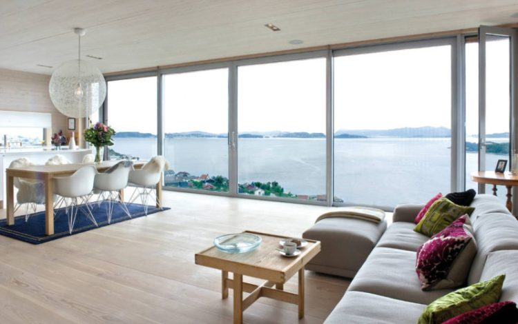 Modern Style for Sea or Beach View