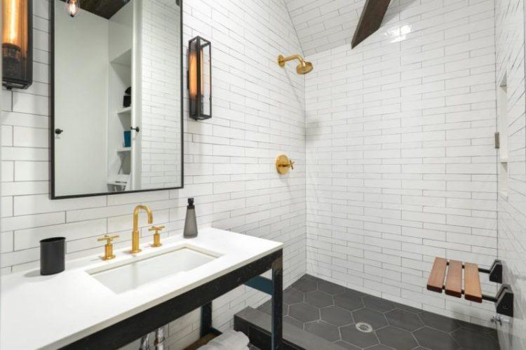 Subway bathroom tile ideas