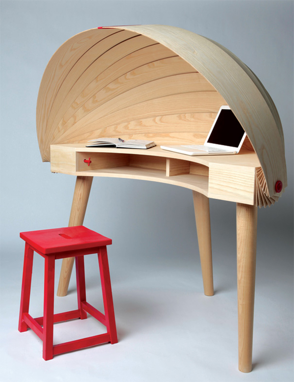 The Duplex Workspace Desk