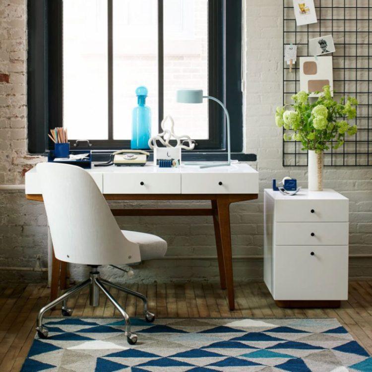 Scandinavian Style Computer Desk