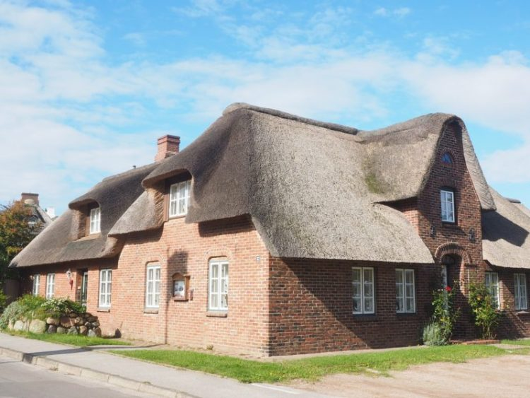 Thatched Roof Treatment