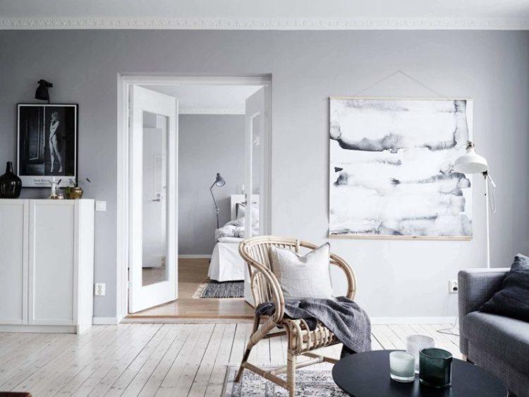 Colour scandinavian design