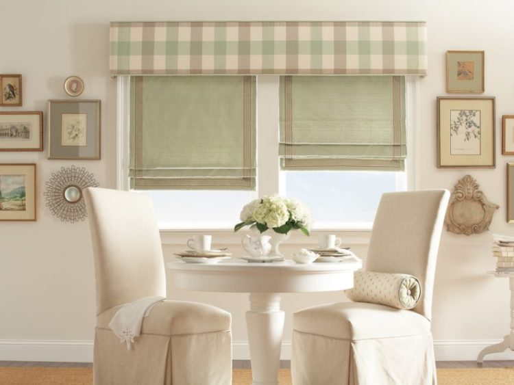 Custom Fabric Window Treatments