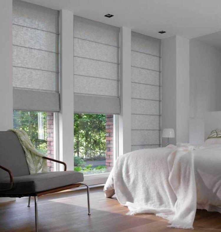 Window Treatment Ideas for Master Bedroom