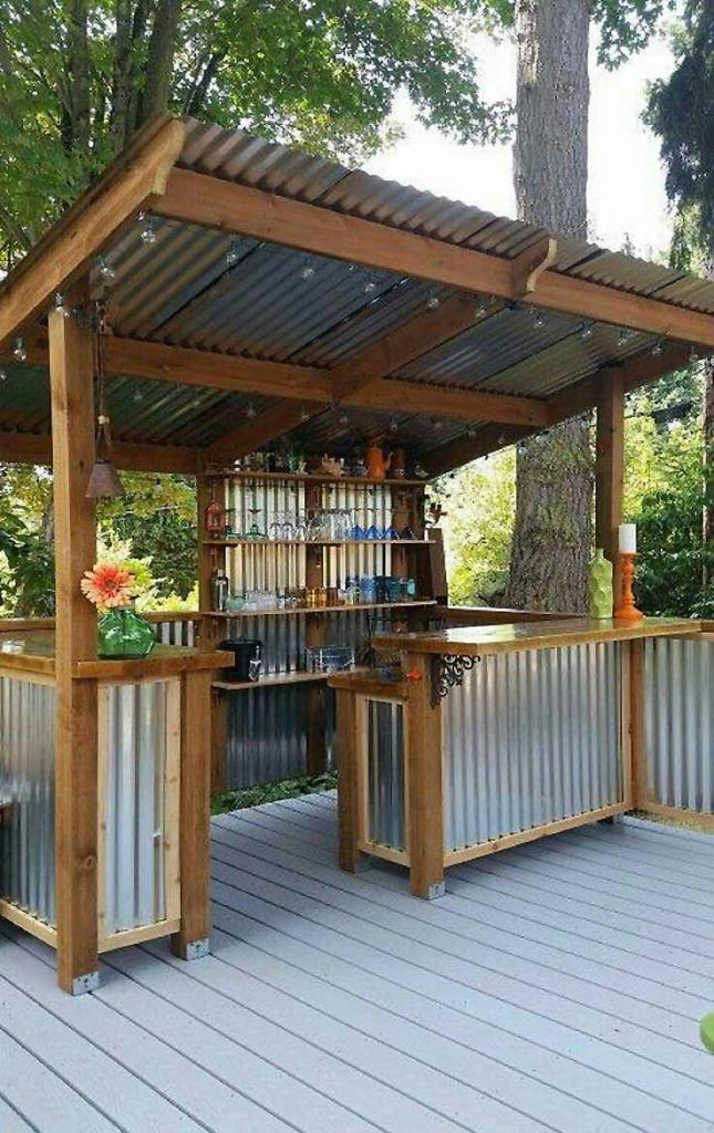 DIY Outdoor Kitchen Ideas