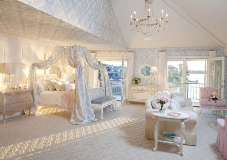 Lovely Bed Canopies for Little Princesses