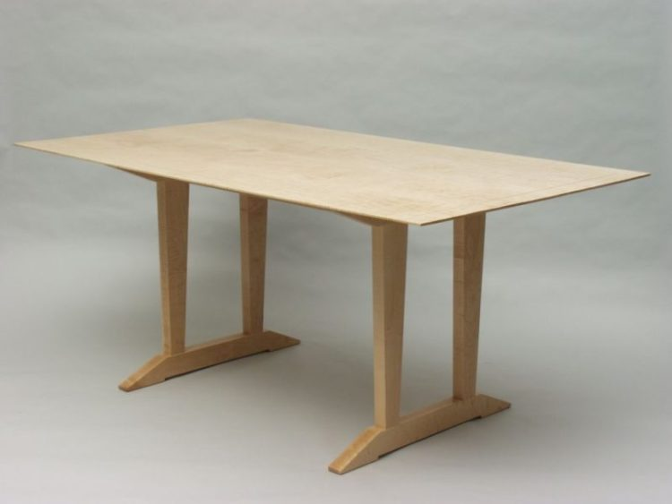 Modern Trestle Tables