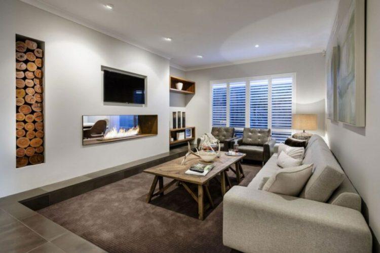 Modern-Minimalist Room