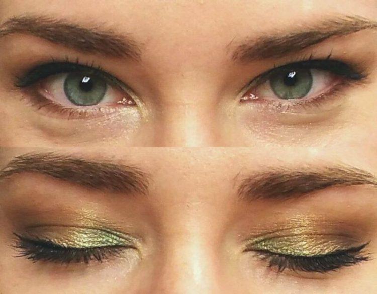 Hooded Eyelids Makeup