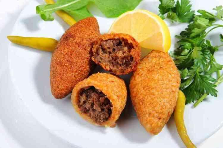 içli köfte - foods that start with i