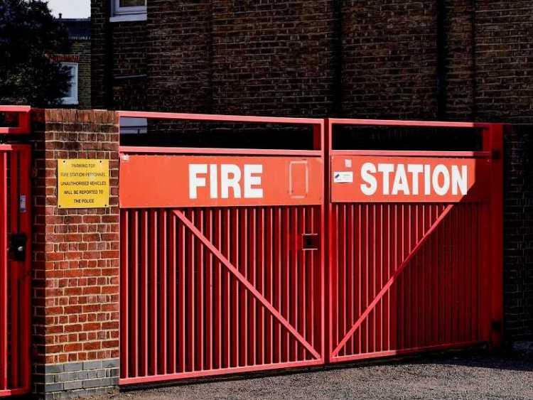 fire station - field trip ideas for preschoolers