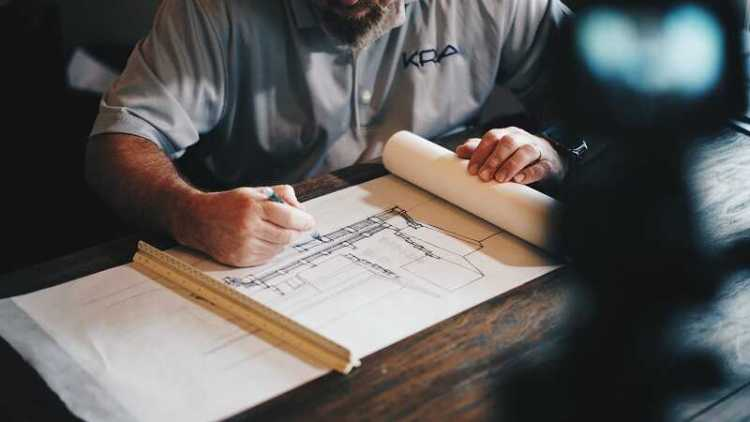 buying a new construction home process