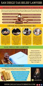 San Diego tax relief attorneys