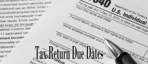 late tax filings - IRS tax problems