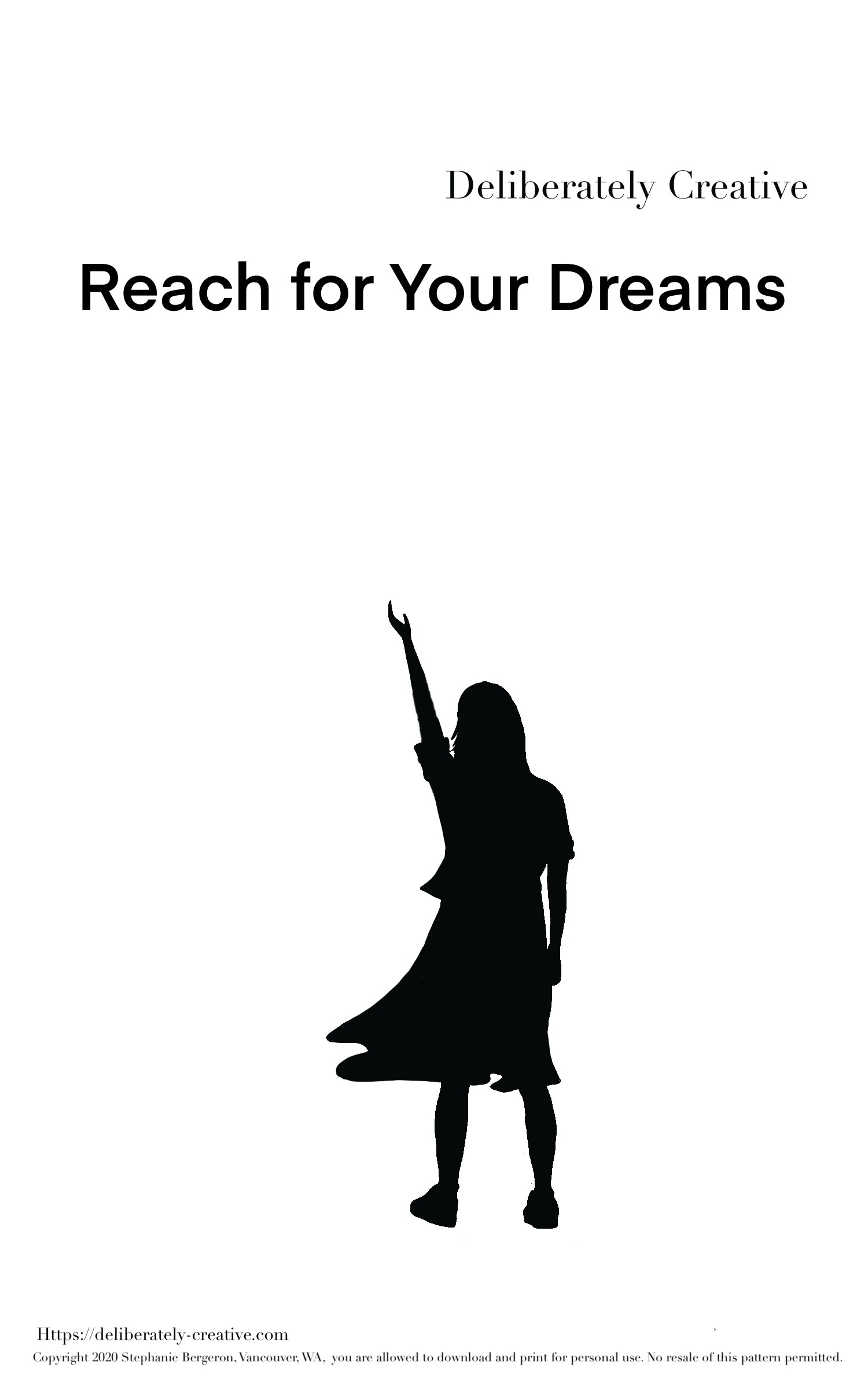 Reach for your Dreams Video Lesson on Deliberately Creative Youtube