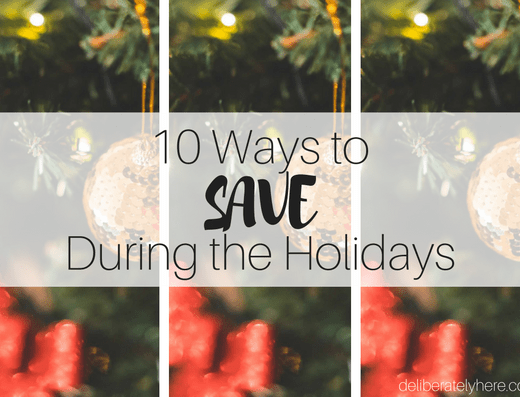 Frugal living, frugal, save money, holidays, Christmas, Christmas shopping, gifts