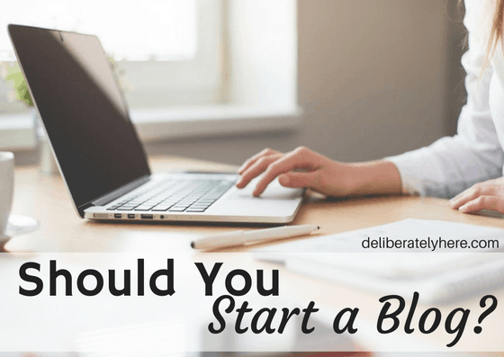 Find Out Why You Should Start a Blog