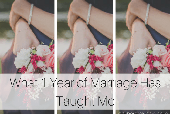 Tips From 1 Year of Marriage That I Want to Share With You