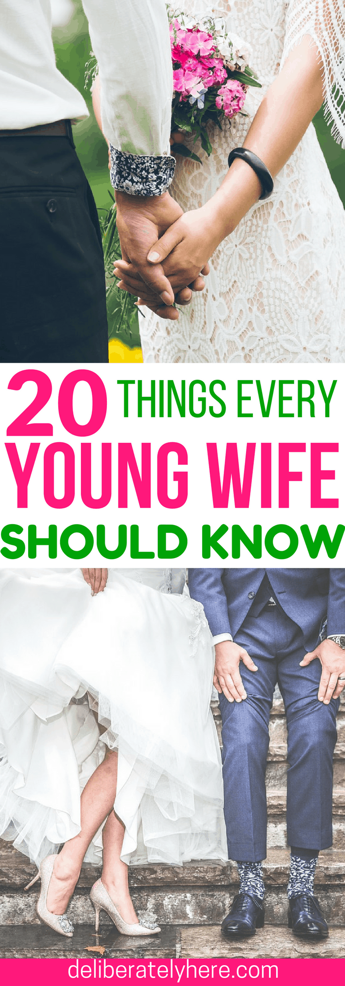 20 Things Every Young Wife Should Know