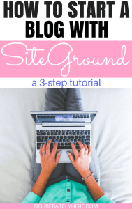 A Step by Step Guide to Start a Blog With SiteGround and 5 Reasons Why People Love and Recommend Them So Much