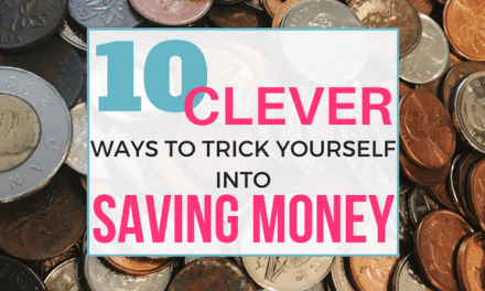10 Easy Ways to Trick Yourself Into Saving Money