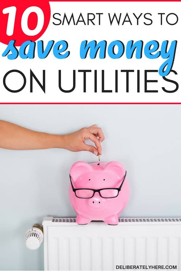 How to save money on utilities with frugal living ideas to help you save money fast with these personal finance tips. Cut expenses with frugal living for beginners. Start these saving money tips today to help you lower your monthly costs and save money on utility bills month after month. Lower monthly utility bills.