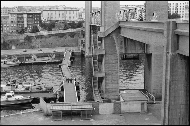 Brest, 1982 ©Gilles Walusinski