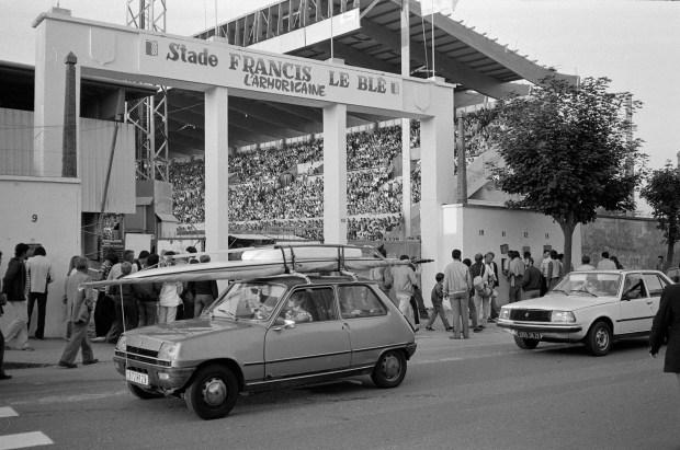 Brest 1982 ©Gilles Walusinski