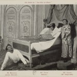 """""""Nuit de noces"""" (1904), vaudeville d'Henri Kéroul et Albert Barré."""