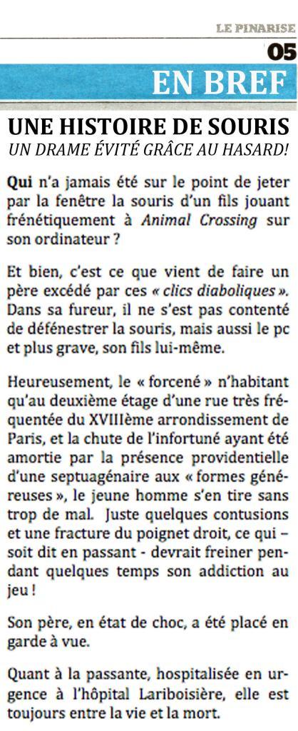 Clics diaboliques © Philippe Mignon - Choses revues