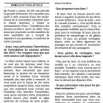 La fin des piscines privées © Philippe Mignon - Choses revues - délibéré