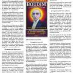 L'affaire Boudini. Le magicien qui coupa sa femme en deux morceaux