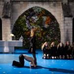 ¿Qué haré yo con esta espada? - Que ferai-je,moi, de cette épée? (Approche de la loi et du problème de la beauté) - © Christophe Raynaud de Lage / Festival d'Avignon 2016