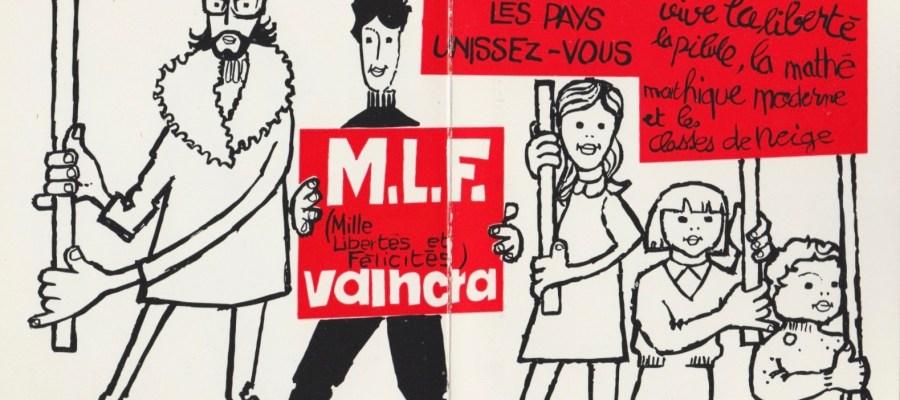 Carte de vœux 1973