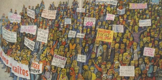 2011 - Les Zurbains vous souhaitent une excellente nouvelle année © Famille urbain