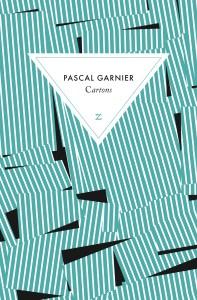 Pascal Garnier, Cartons, éditions Zulma, 2012