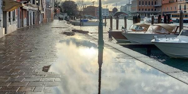 Covid à Venise par © Lica Cecato