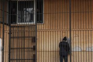 Centre de rétention administrative de Venna, Grèce - Photo: Sara Prestianni