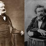 Victor Hugo et Alexandre Dumas